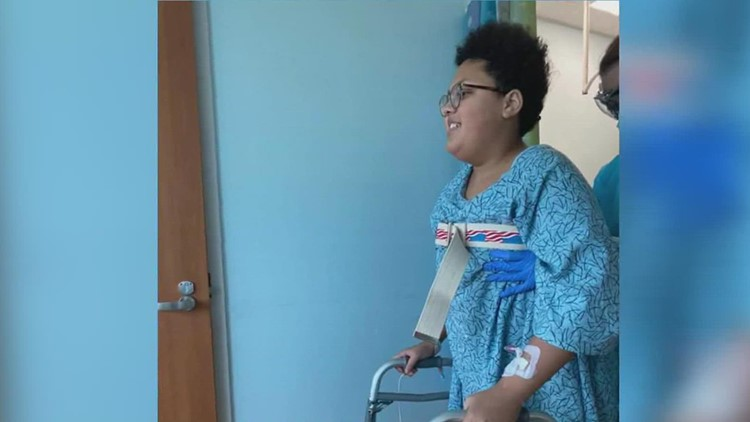 Nederland boy fights MIS-C, helps to save other children batting the syndrome