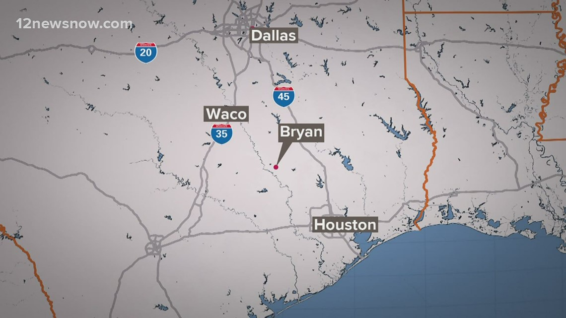 One death, multiple injuries reported after mass shooting in Bryan, Texas