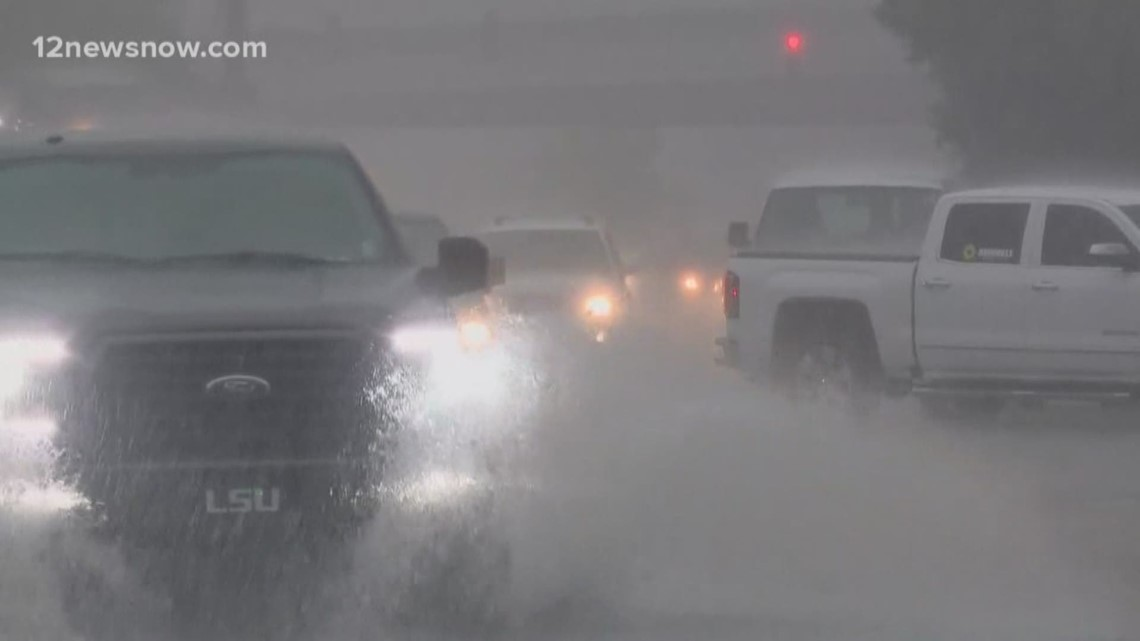 Gas Prices Orleans >> Rain, flooding hit New Orleans before possible tropical ...