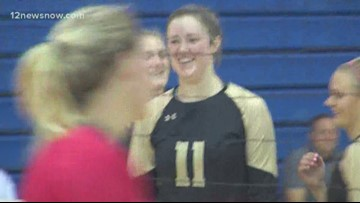 Vidor Volleyball's Shalyn Bobbit named Athlete of the Week