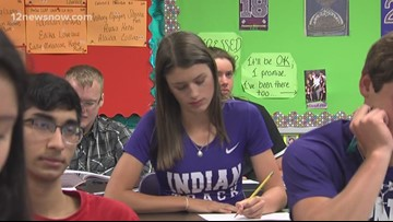 PNG High senior makes an impact inside and outside the classroom