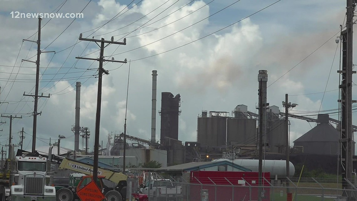 Port Arthur calls for federal investigation into Oxbow Calcining Plant for operating without modern pollution control