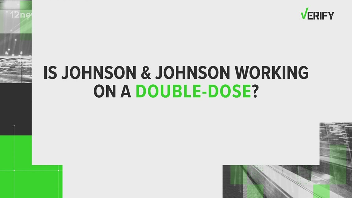 VERIFY: Why does the Johnson & Johnson vaccine only use one dose?