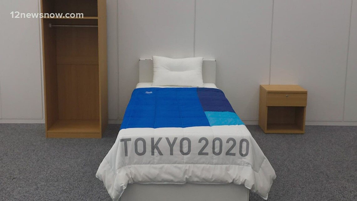 Verify: Are the beds at the Olympic village made out of cardboard?
