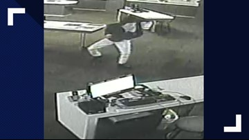 Jasper Police seeking two suspects after Verizon store burglary