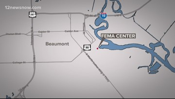 New FEMA Disaster Recovery Center opening in Beaumont