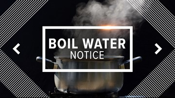 City of China lifts boil water notice that had been in effect since December 30