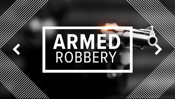 Two men robbed at gunpoint in Port Arthur