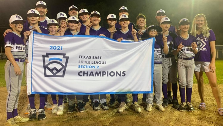 Port Neches 12's take it to ORWALL to clinch State appearance