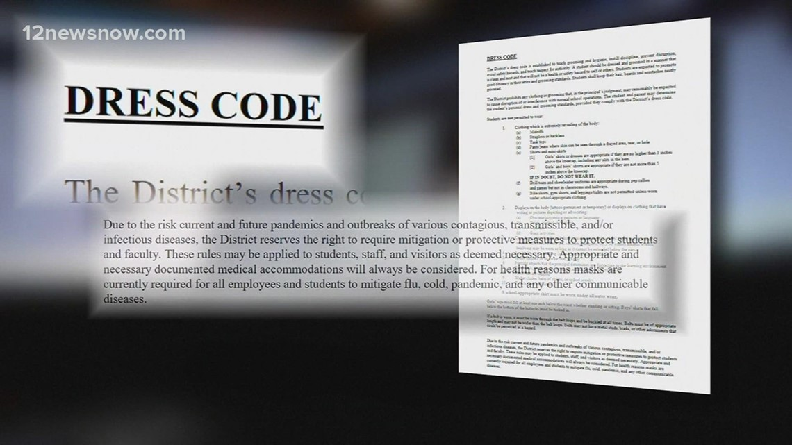 ICYMI: Masks apart of dress code for students; FBI investigating Texans QB  Deshaun Watson