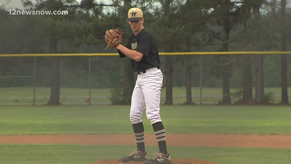 Woodville stays perfect in district with 9-1 win at Buna
