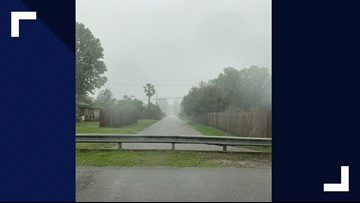 Weekend storms leave flooding, damage across Southeast Texas