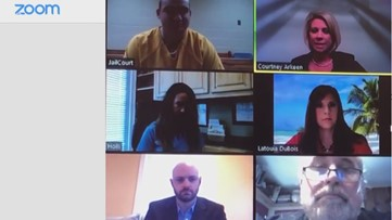 Southeast Texas court hearings now being held virtually via zoom