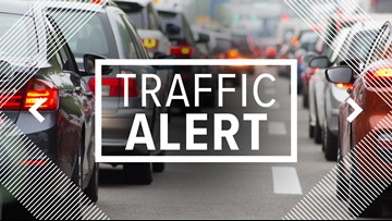 I-10 westbound reopened, two people seriously injured in multiple vehicle crash near Taylor's Bayou