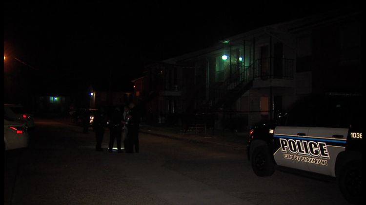 Two Injured In Late Night Shooting At Apartment Complex Beaumont