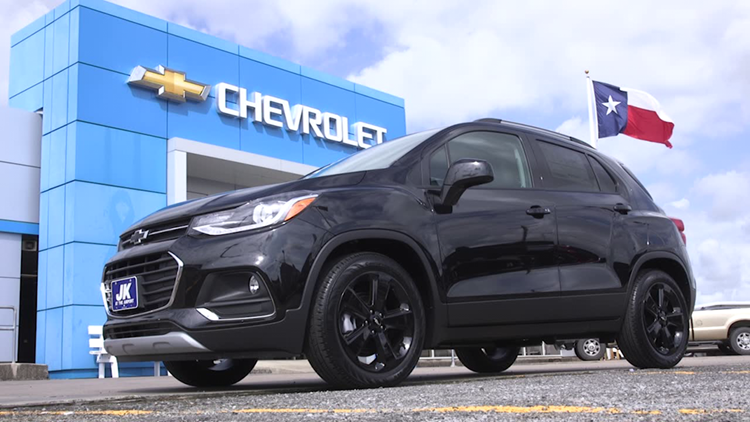 Check out this 2019 Chevrolet Trax Premier Midnight Edition we took out for a 12News Test Drive