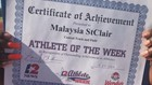 12 Star Athlete of the Week: Malaysia Stclair