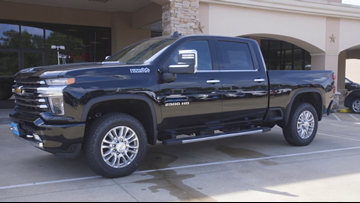 We test drove a 2020 Chevrolet Silverado 2500 High Country Duramax Diesel pickup