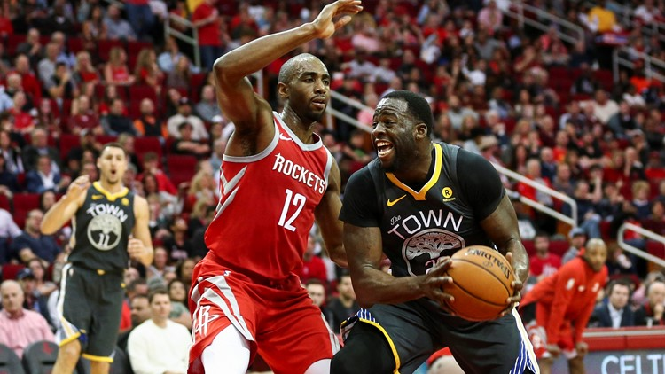 Rockets built to beat Warriors, but defending champs take talks in stride
