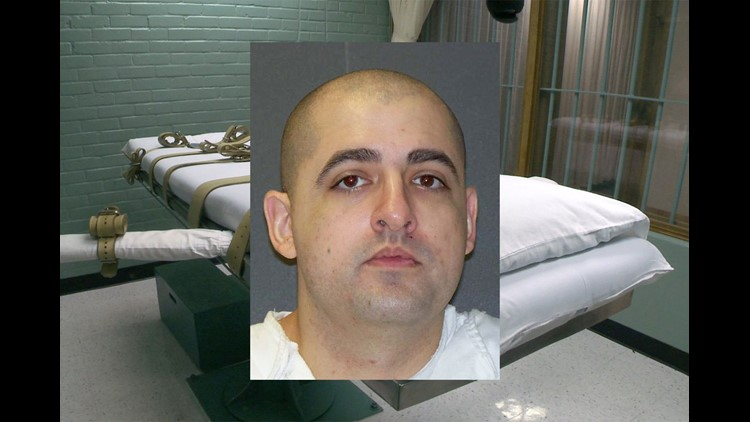 'Lovers Lane Killer' set to be executed Wednesday evening