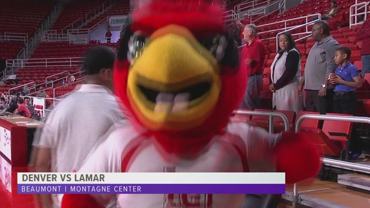 Hastings gets Lamar going in 71-59 victory over Denver