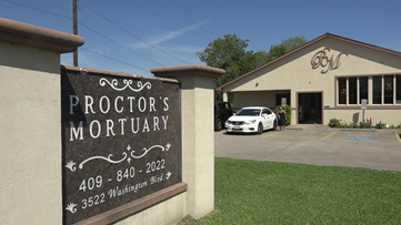 Southeast Texas funeral home implements new rules amid COVID19 pandemic