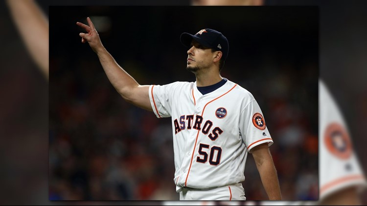 Astros' pitcher Charlie Morton has been added to the 2018 American League All-Star roster.