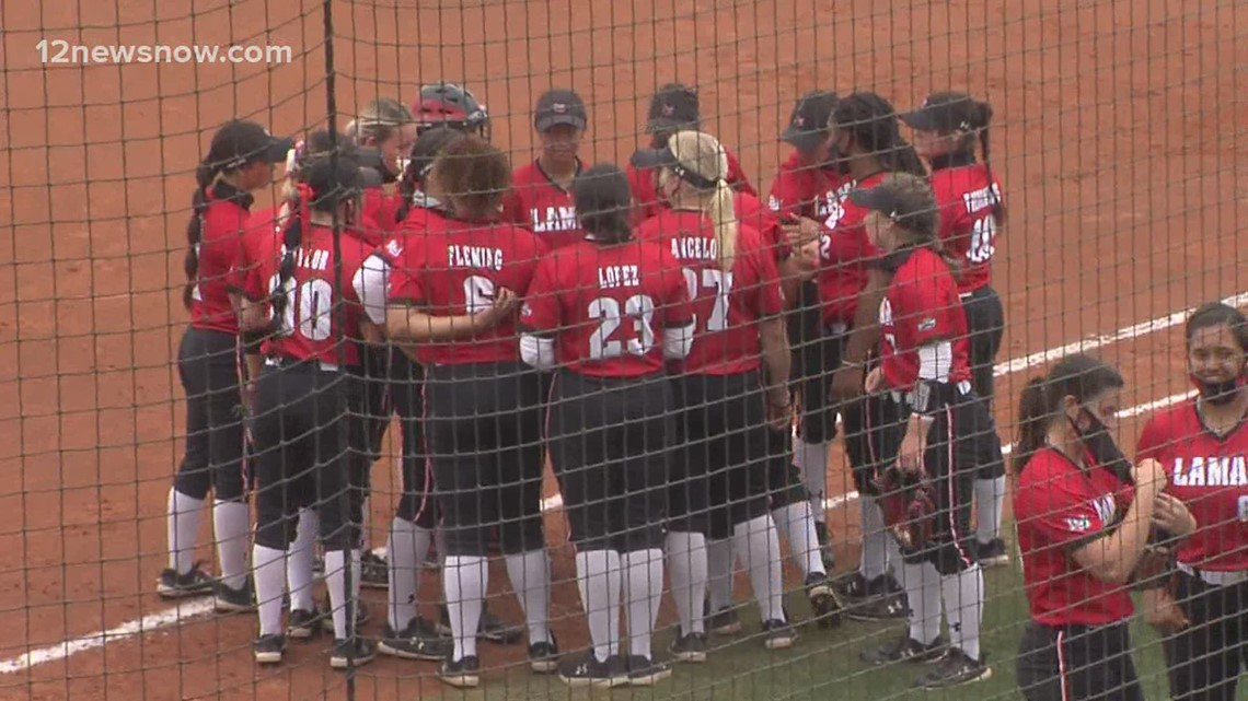 Lamar softball drops series against Northwestern State