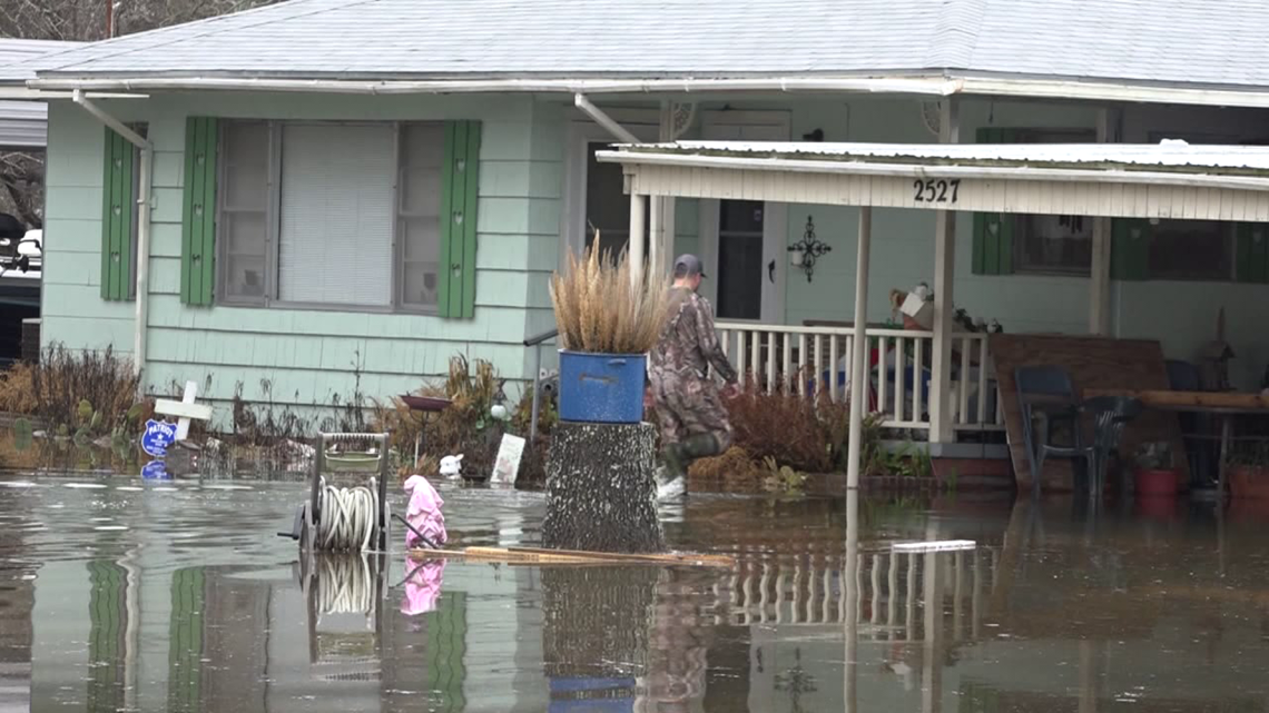 City Leaders Plan To Build Retention Ponds In Port Arthur To Prevent Flooding 12newsnow Com