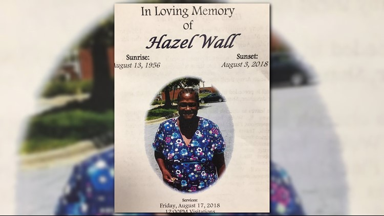 """""""My belief is that everyone deserves a proper burial,"""" Tiffany Woodard-Brown, the funeral director said."""