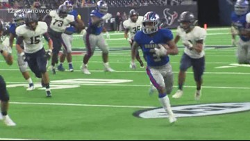 West Brook routs Tompkins and advances to the Regional Finals