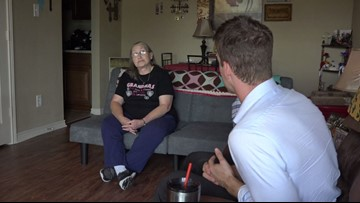 Elderly and disabled return to Port Arthur apartment complex after Harvey