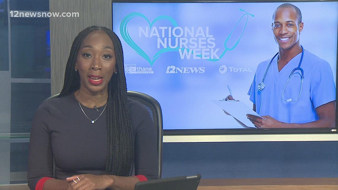 12News is celebrating nurses for National Nurses Week