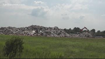 TxDOT begins Imelda debris pickup next week