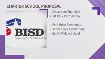 BISD school board approves move for three schools to partner with charter operators