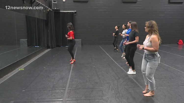 Hispanic Heritage Month: Beaumont dance instructor explores unique style of dances in Latinx cultures