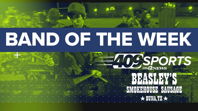 409Sports' Band of the Week for week 9 has Woodville High School taking on Orangefield