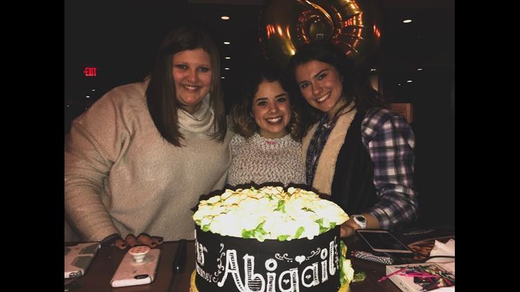 Moriah Miller, Abigail Hecht and Alix Neel