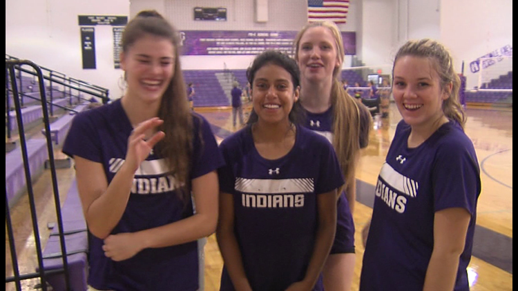 Port Neches-Groves' Kaitlyn Gil named 12 Star Athlete of the Week