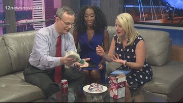 12News tries 'ranch' pop tarts in experiment