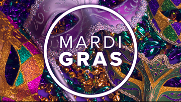 Mardi Gras of Southeast Texas cleanup continues after four days of festivities