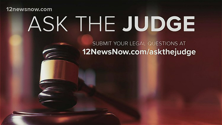 Ask the judge | Judge Courtney Arkeen answers viewers legal questions