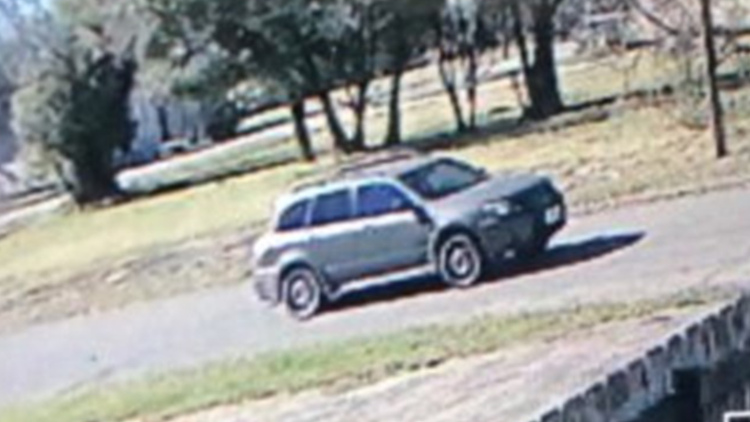 Beaumont South End shooting possible getaway car 1-5-2020