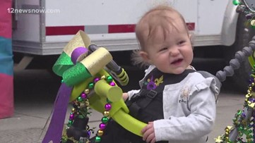 Mardi Gras of Southeast Texas comes to a close in Beaumont