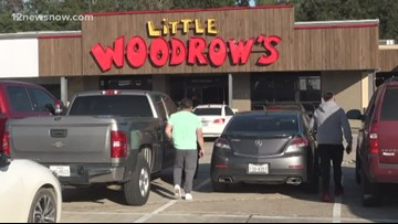 Customers support Little Woodrow's in permit battle