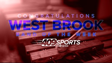 West Brook High School is the 409Sports' Band of the Week for week 6