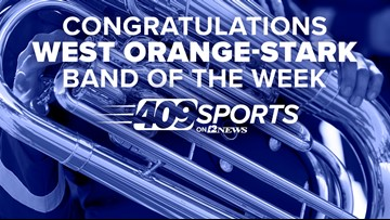 409Sports' Band of the Week for week 7 is the West-Orange Stark High School 'M3' Band