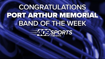 Port Arthur Memorial is the 409Sports Band of the Week for week 8