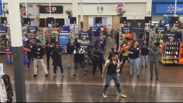 Winston-Salem Walmart Shuffle Challenge Video Goes Viral; Singer Cupid to Visit Store