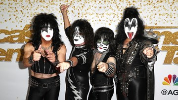 Kiss bringing 'End of the Road' farewell tour to Dallas